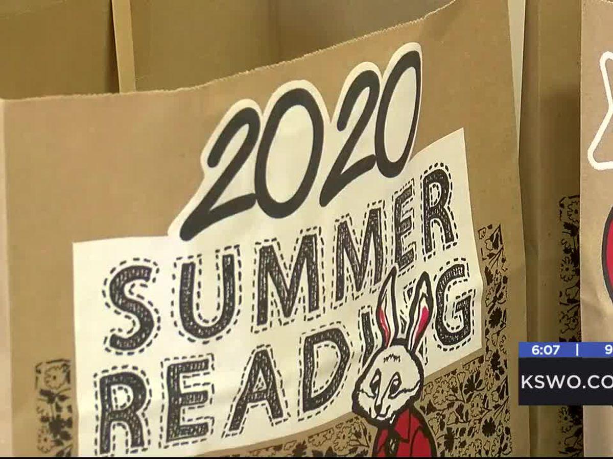 Elgin Community Library kicks off summer reading program