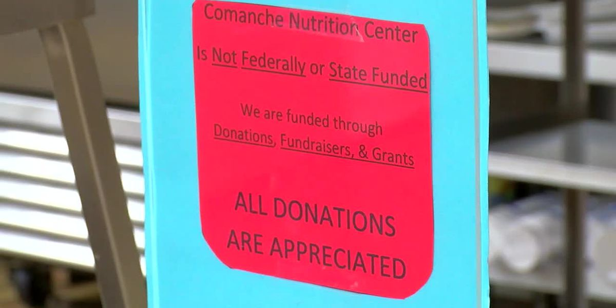 Comanche Senior Citizens in need of financial assistance