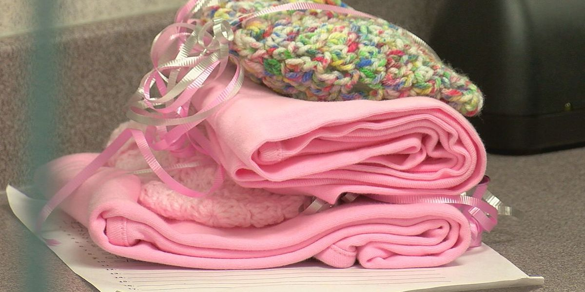 Local group that makes hats for newborns looking for volunteers