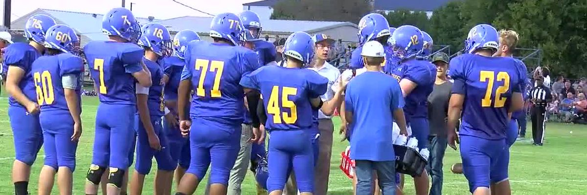 Central High scores 44-18 win over Bray-Doyle