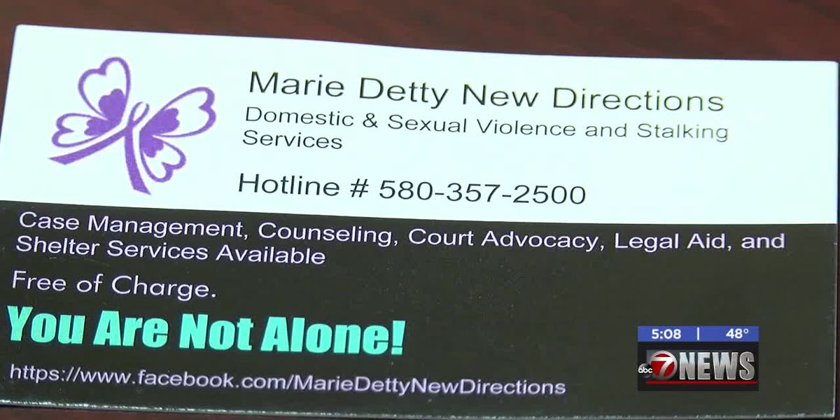 Non-profit organization sees increase of crisis calls from victims of domestic violence
