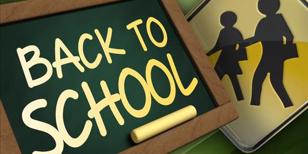 Back to School event listings