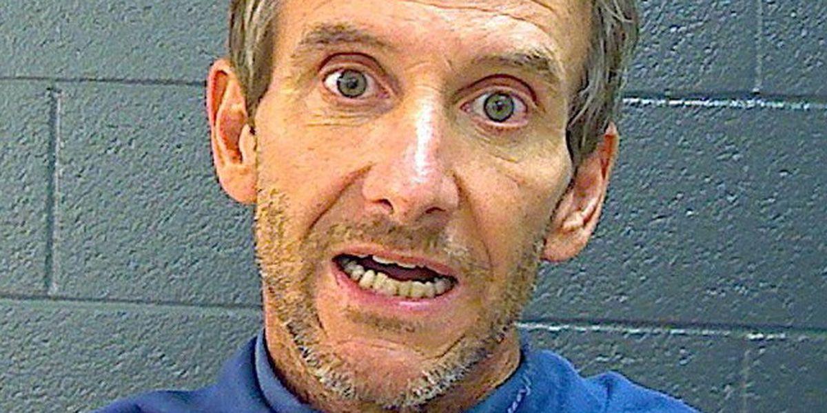 WFPD: Man arrested after hitting officer