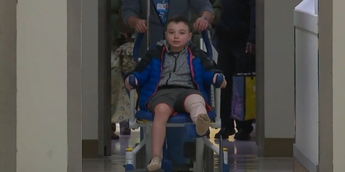 The 9-year-old victim of a shooting in Seattle was released from the hospital