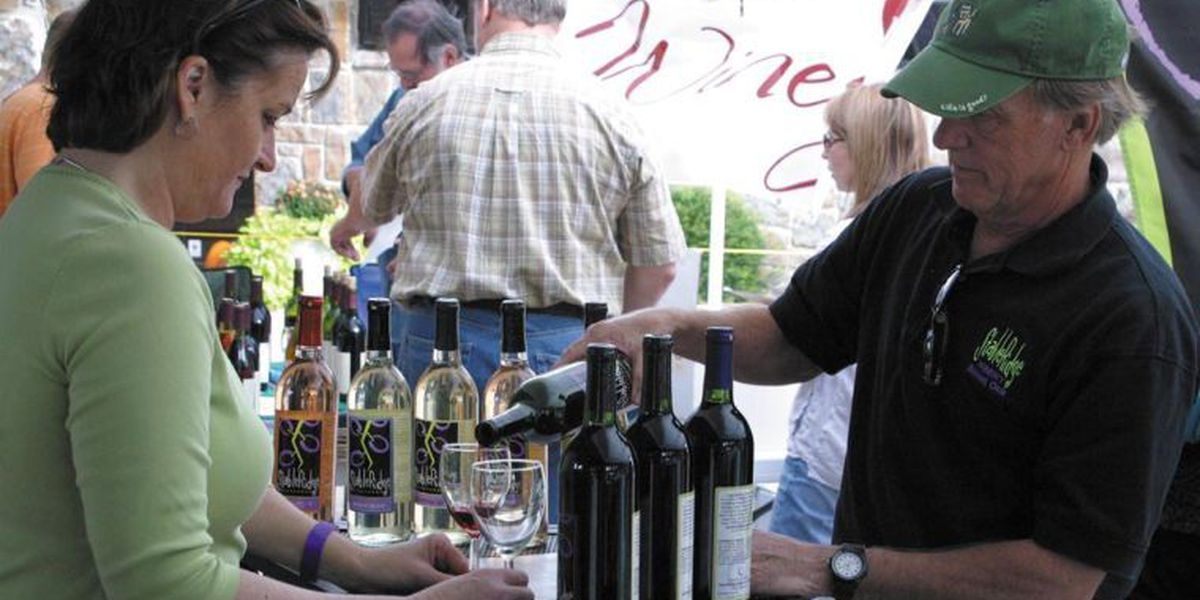 Annual Duncan Wine Festival, 'Wine'n on the Chisholm Trail' is coming up