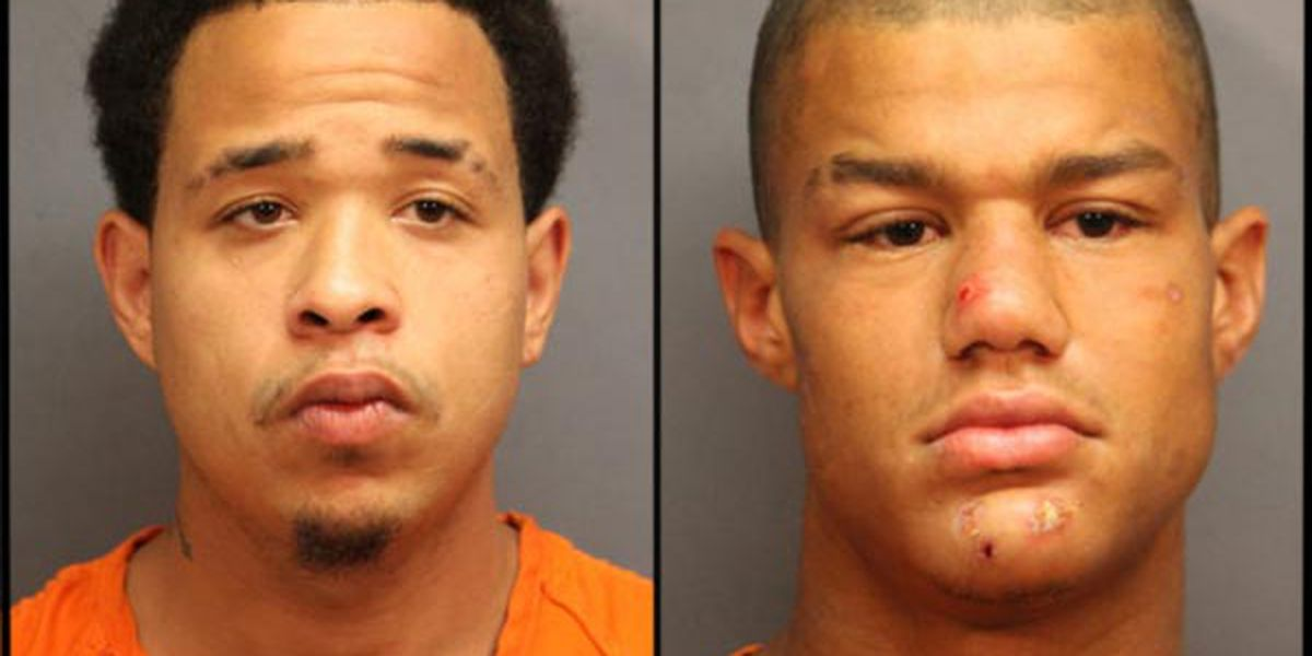 Suspects in Lawton robbery identified
