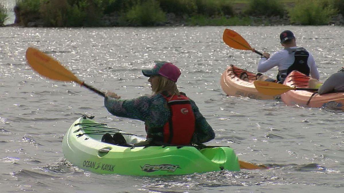 MAKENZIE'S OUTDOOR ADVENTURES: Kayaking at LETRA