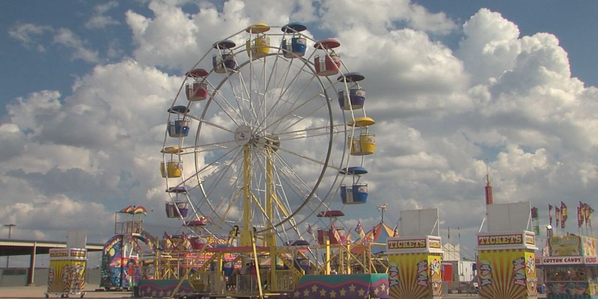 Jackson Co Free Fair kicks off family-friendly fun