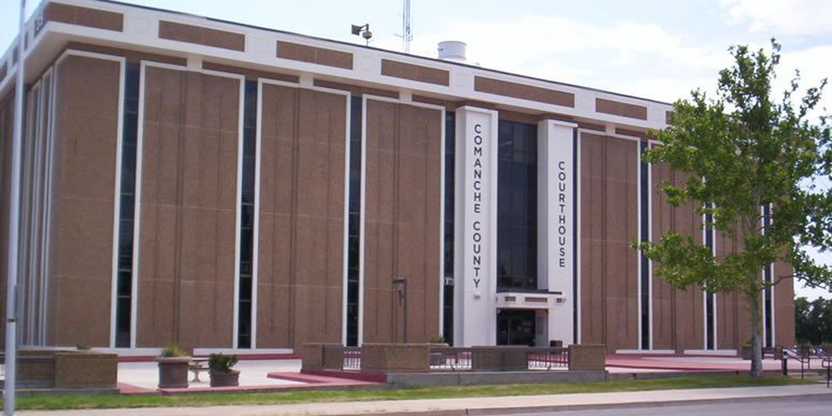 TRAFFIC ADVISORY: 6th Street closed for construction at Comanche County Courthouse