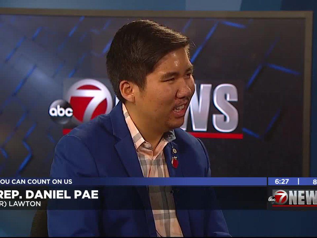 State House of Representatives update with Representative Daniel Pae