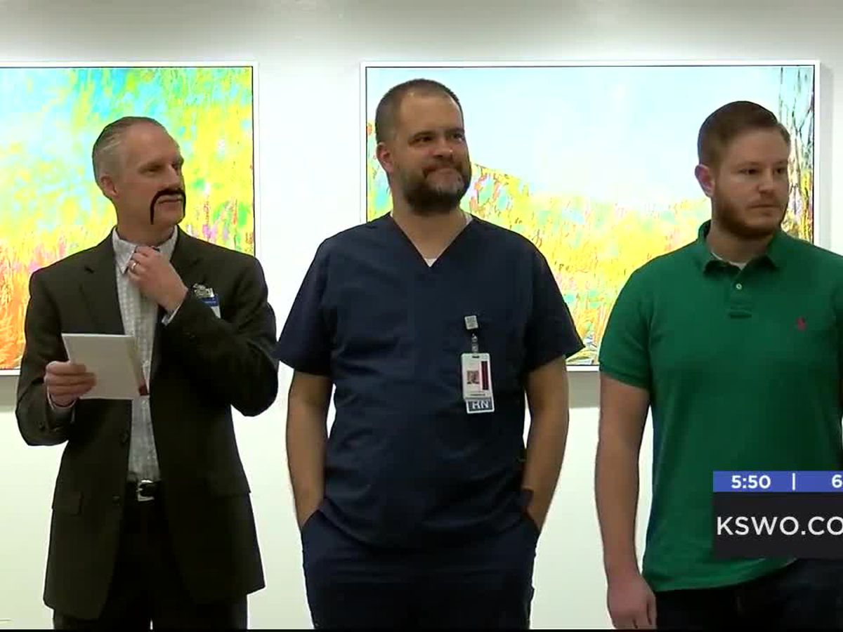 MedWatch: CCMH holds No Shave November Compeition