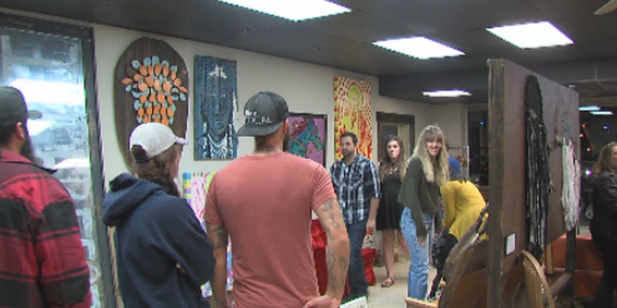 Lawton art gallery showcases community talents