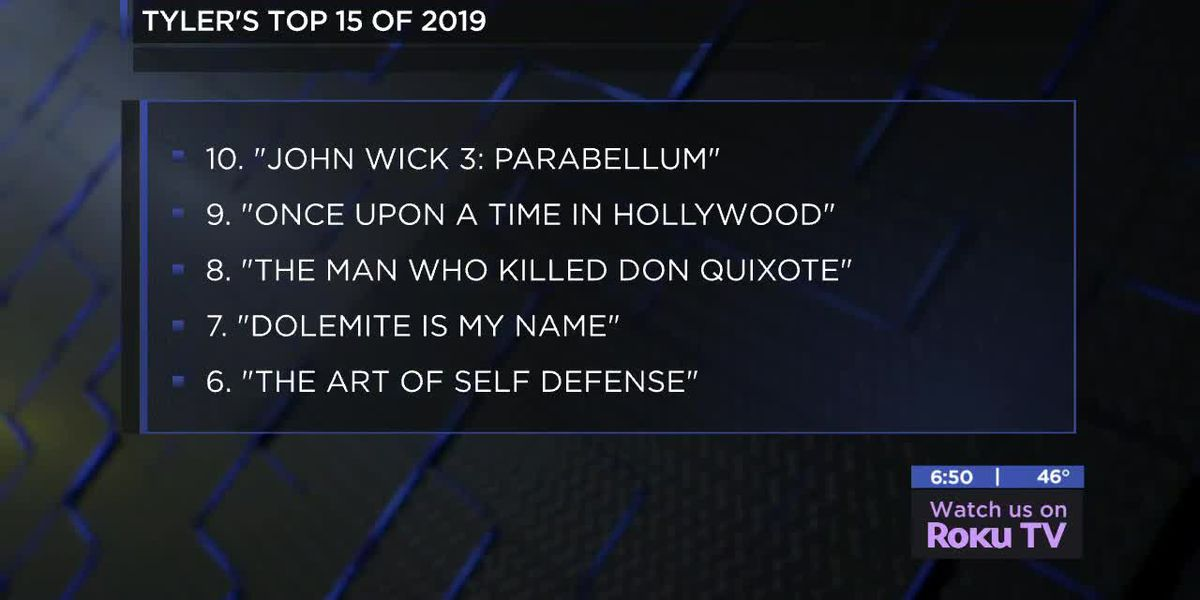 7News at the Movies: Top 10 movies of 2019