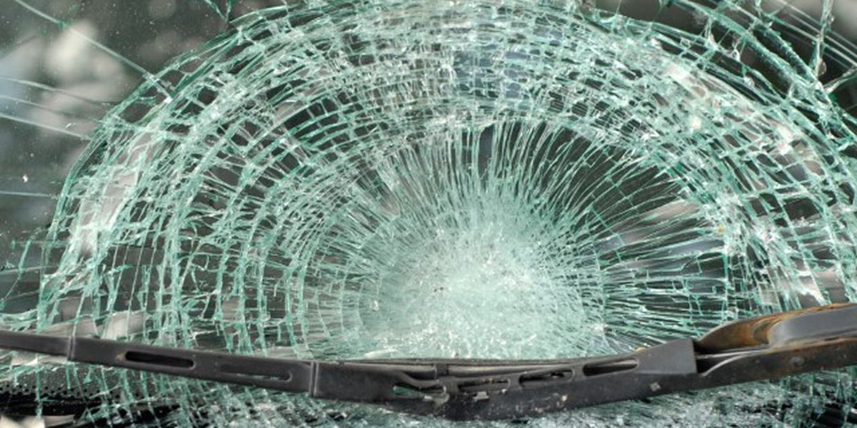 Vehicle collision in Comanche County sends two people to hospital