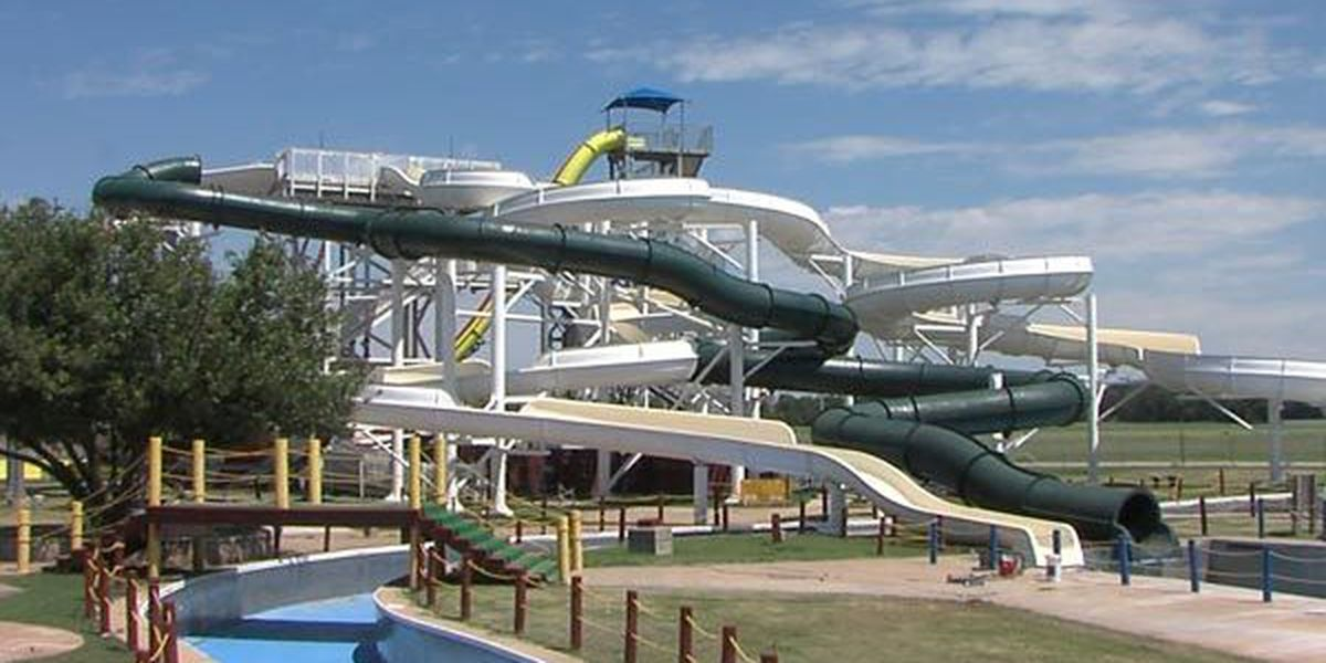 Flooding delays Comanche Nation Waterpark opening