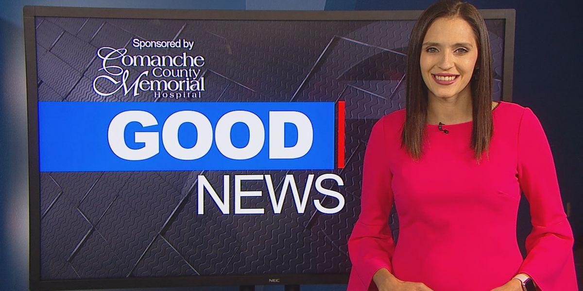 Good News: October 25