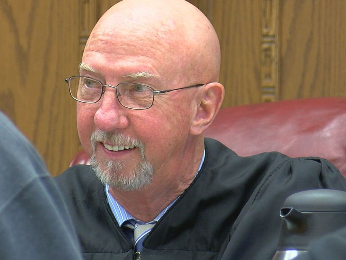Comanche County Judge Kenny Harris retiring