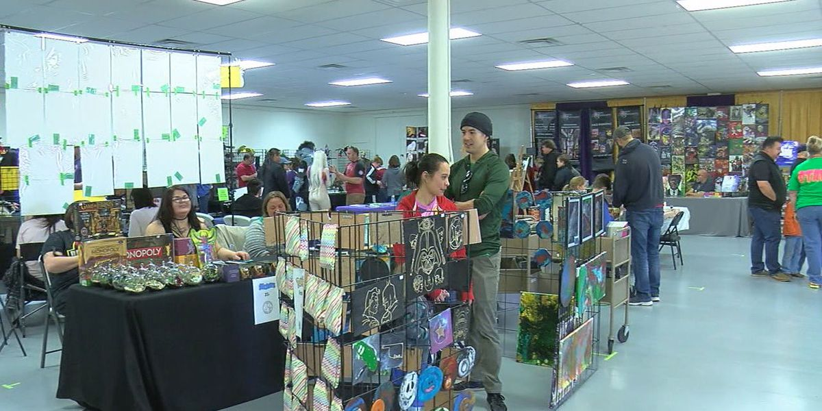 Altus business gives back to community through ComicCon-style event