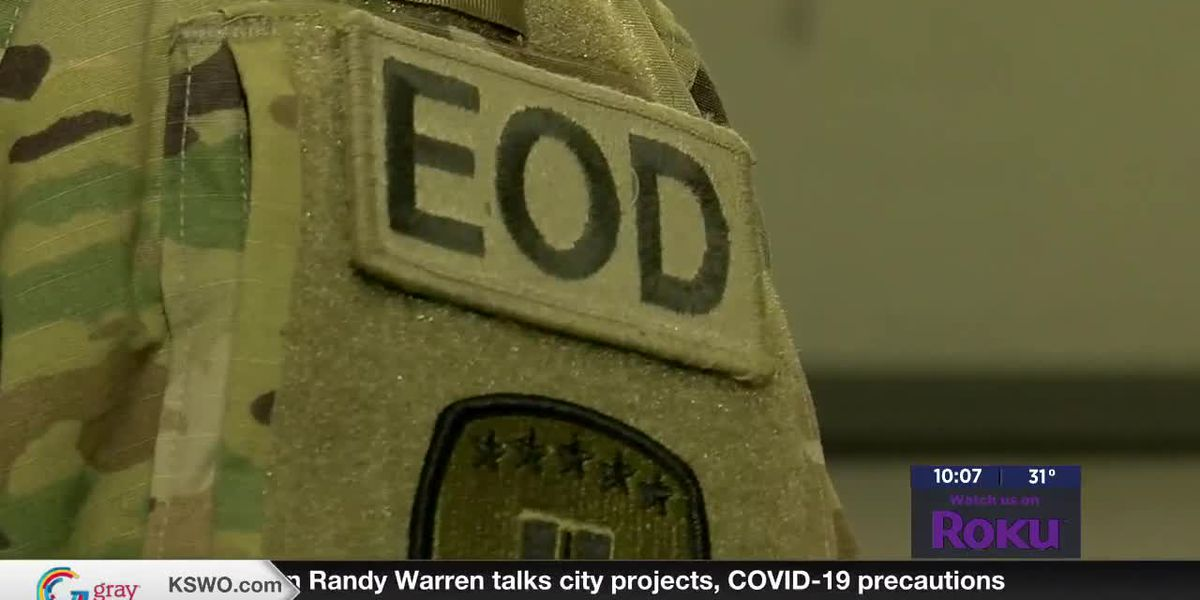 A Day in the Life: 761st EOD Company