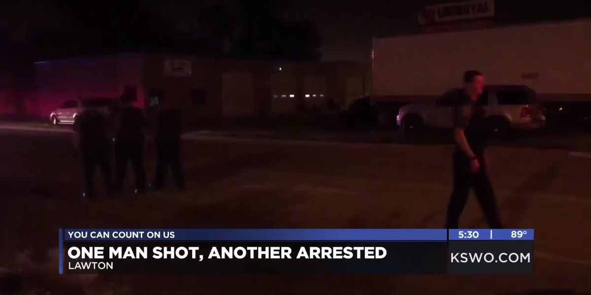 Lawton Police make one arrest after Saturday night shooting