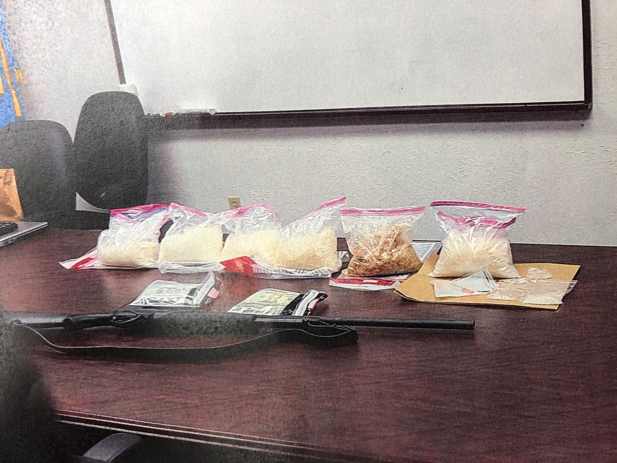 Comanche County Deputies uncover 13-pounds of meth during drug bust