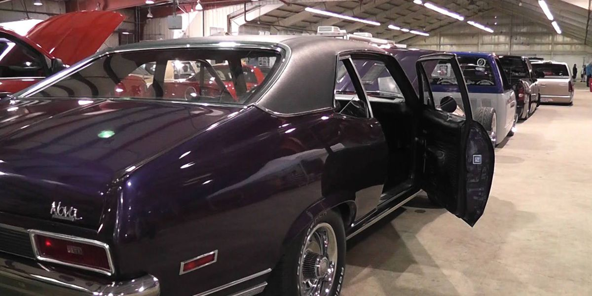 Car show raises money for good cause