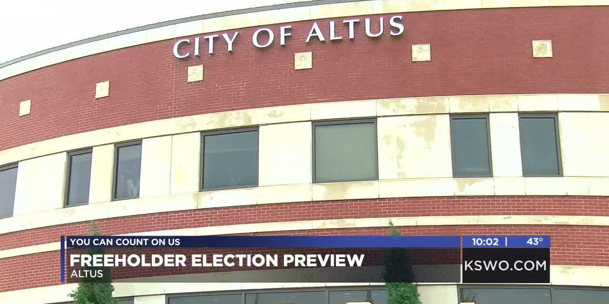 City of Altus preparing for Freeholder election