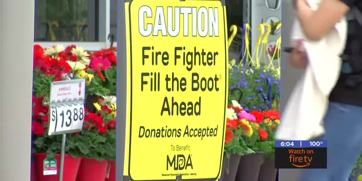 Virtual Fill the Boot fundraiser underway