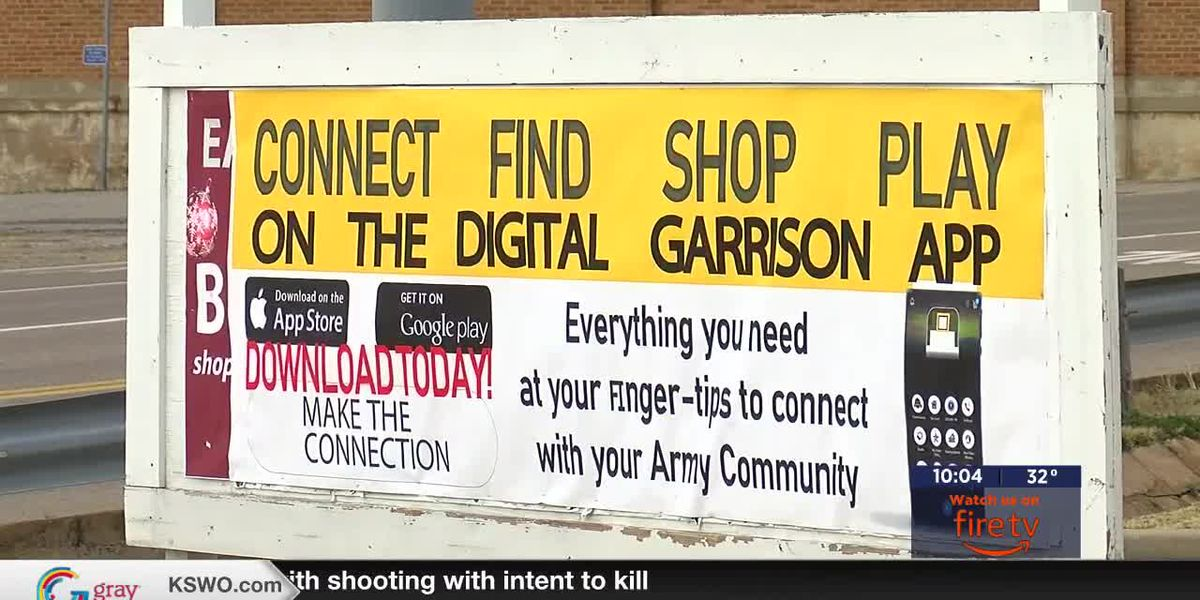 Fort Sill launches Digital Garrison app