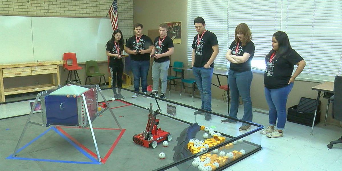 Frederick robotics class qualifies for world competition