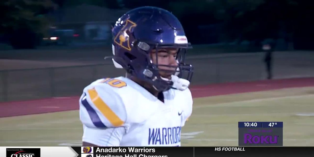 Anadarko's rally falls short in 39-27 loss to Heritage Hall