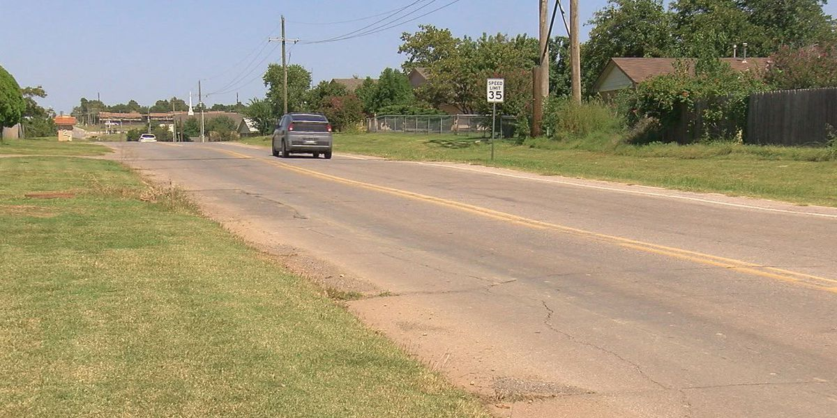 Sidewalks, bike lanes to be added to SE 45th in Lawton