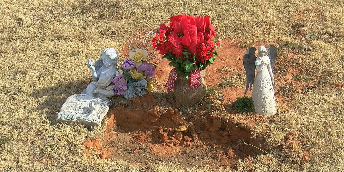 Hobart family in pain after loved one's headstone stolen