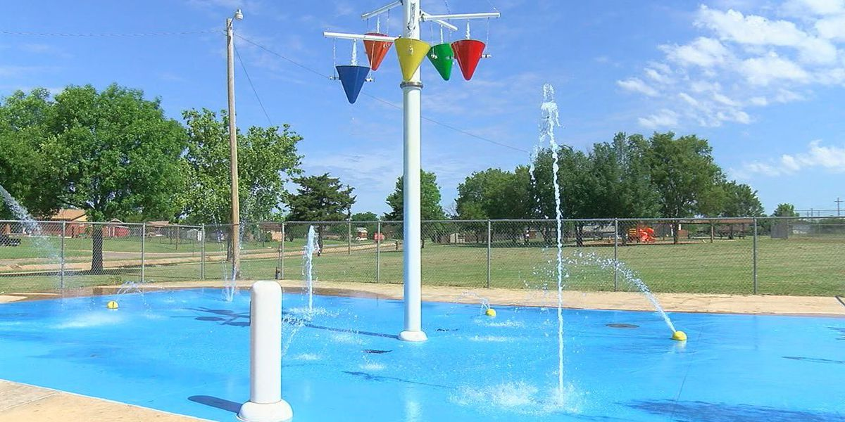 Lawton pools and splash parks open May 30