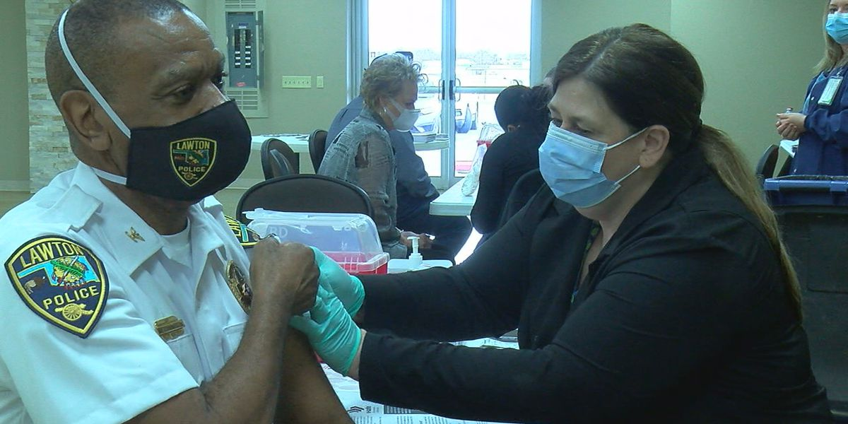 Phase Two vaccinations begin in Southwest Oklahoma