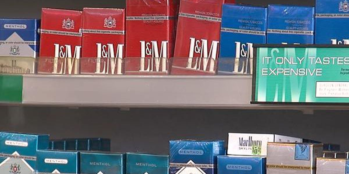 "Cigarette companies are suing Oklahoma over new ""fee"""