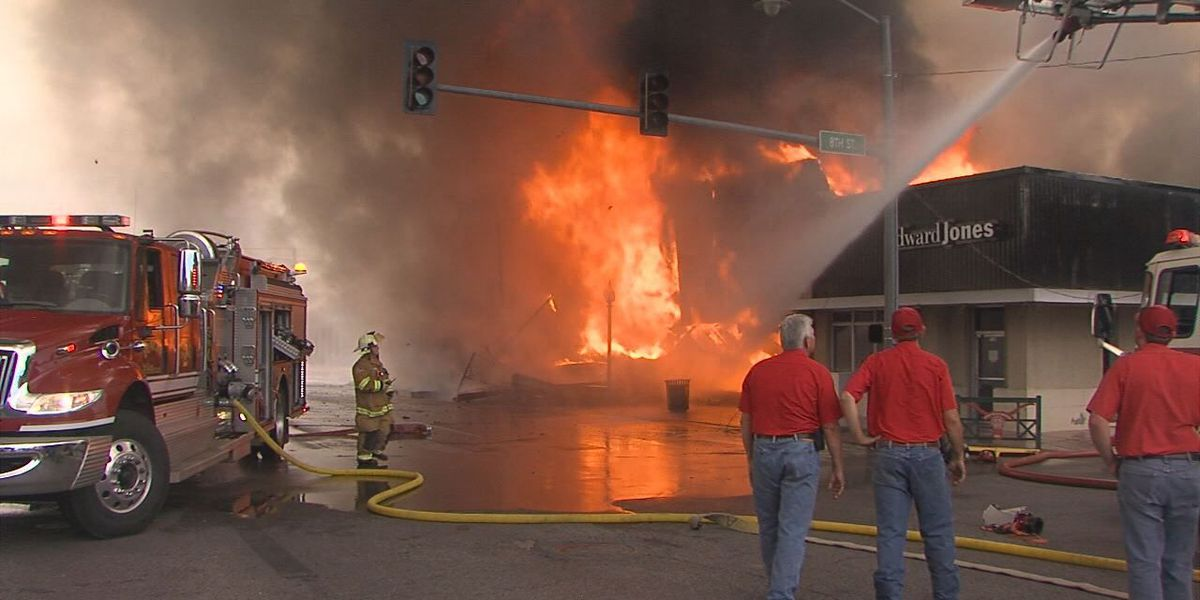Arson ruled out in Duncan fire
