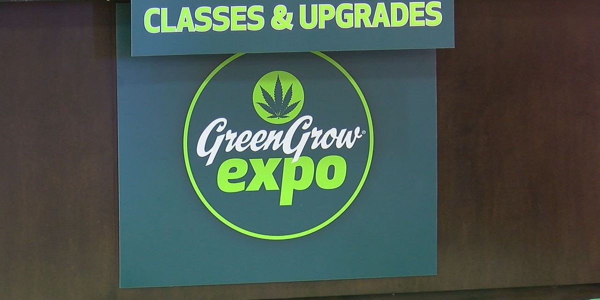 State-wide vendors attending Lawton marijuana trade show