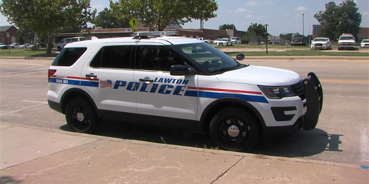 Lawton Police Department adds seven new vehicles to their fleet