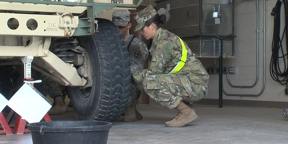 Soldiers compete in logistics challenge
