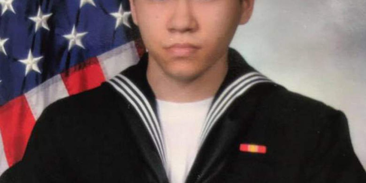 Sailor killed in USS Fitzgerald crash will be buried in Oklahoma