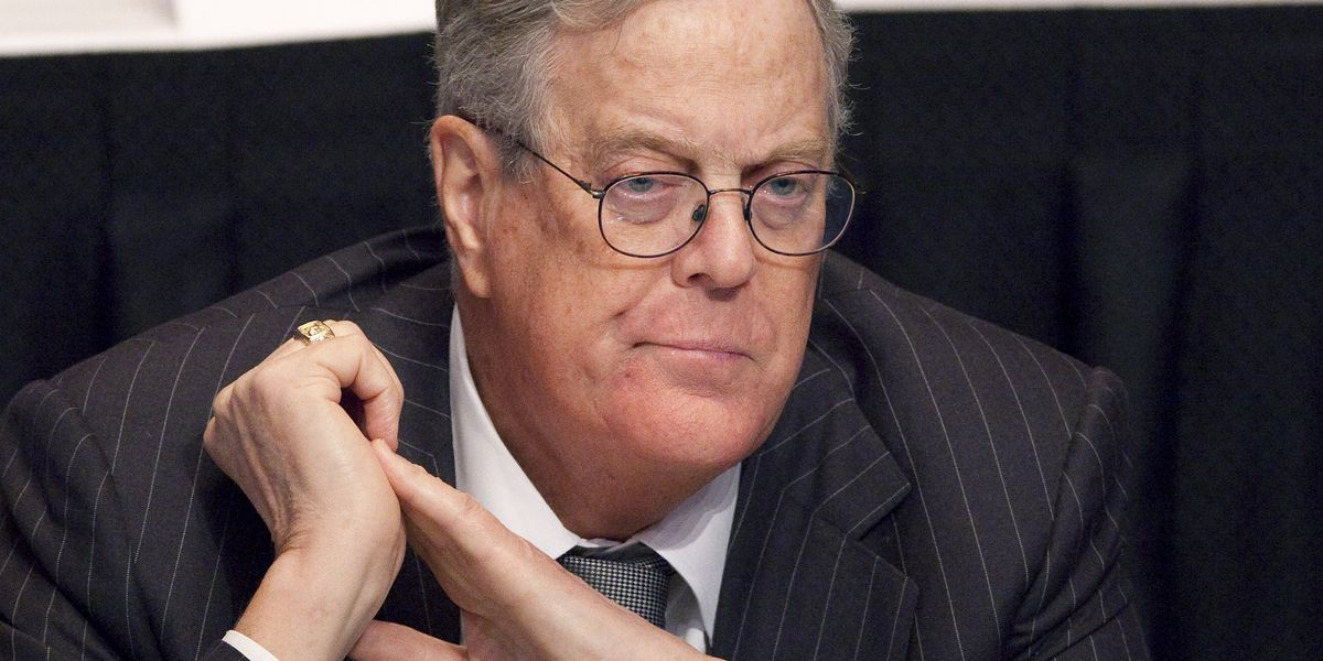 Billionaire conservative donor David Koch dies at age 79