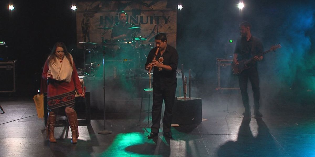 Cameron holds concert for Native American Heritage month