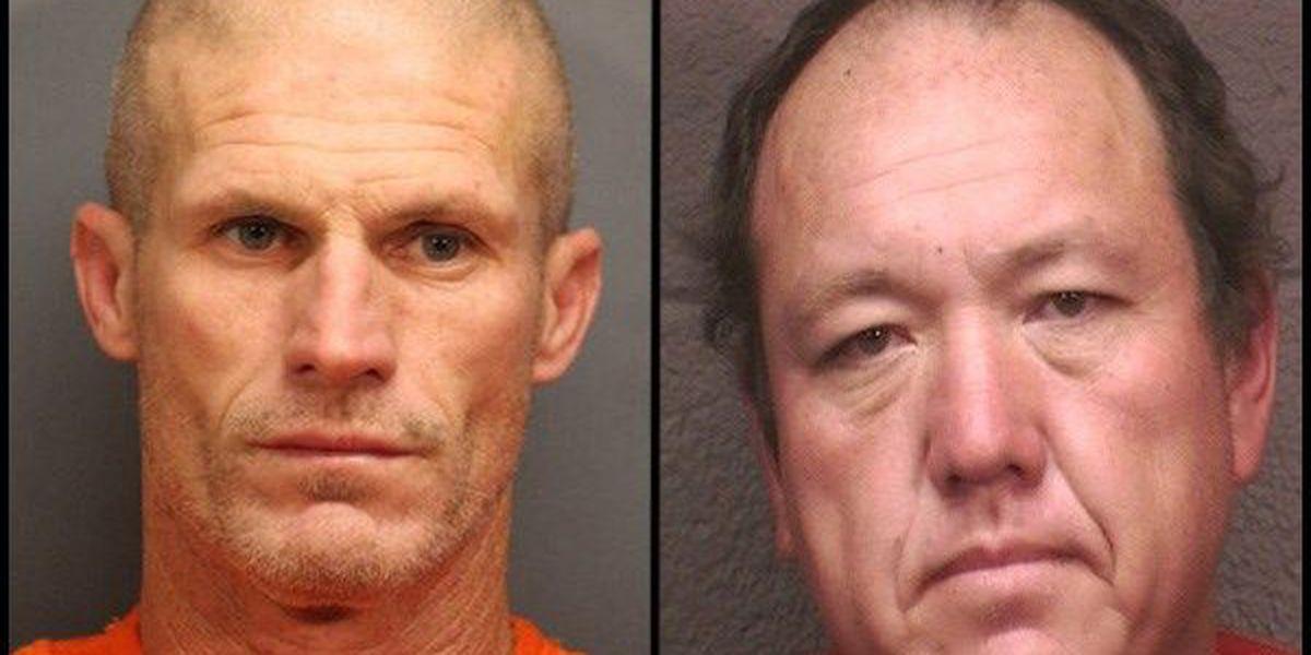 2 arrested in restaurant break-in investigation
