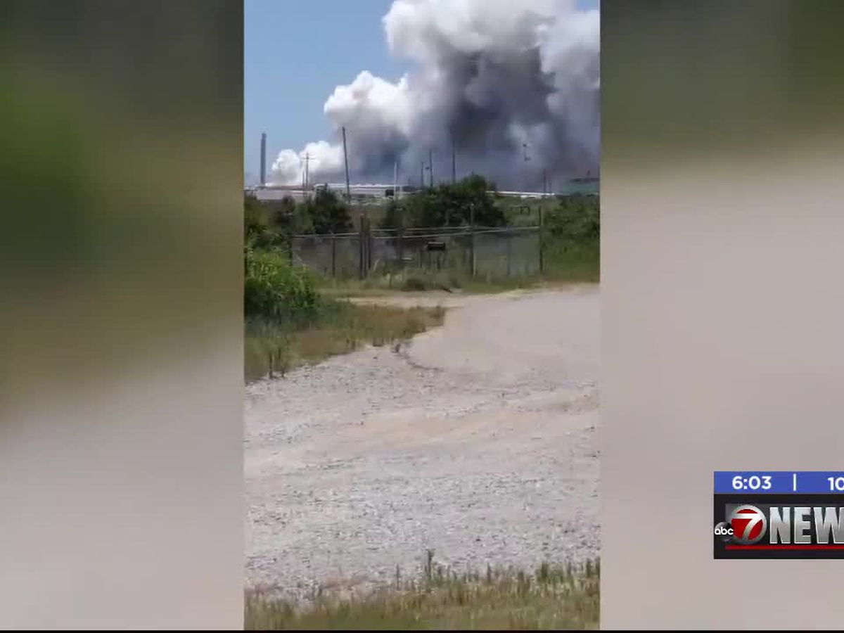 Velma Fire Department investigates explosions outside scrap yard