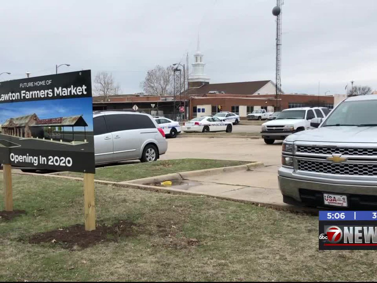 Lawton Farmer's Market preparing for upcoming construction