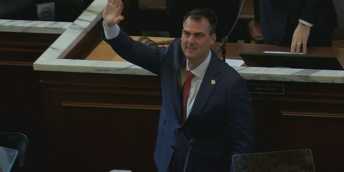 Gov. Stitt announces Chief of Staff transition