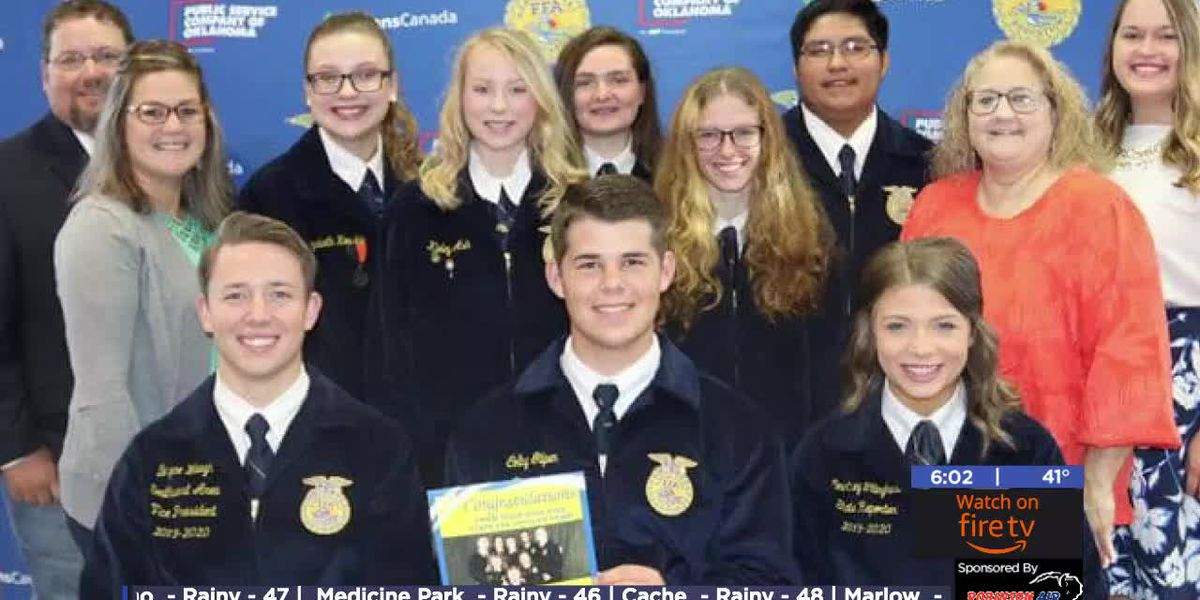 Lawton FFA prepares for nationals in Indianapolis