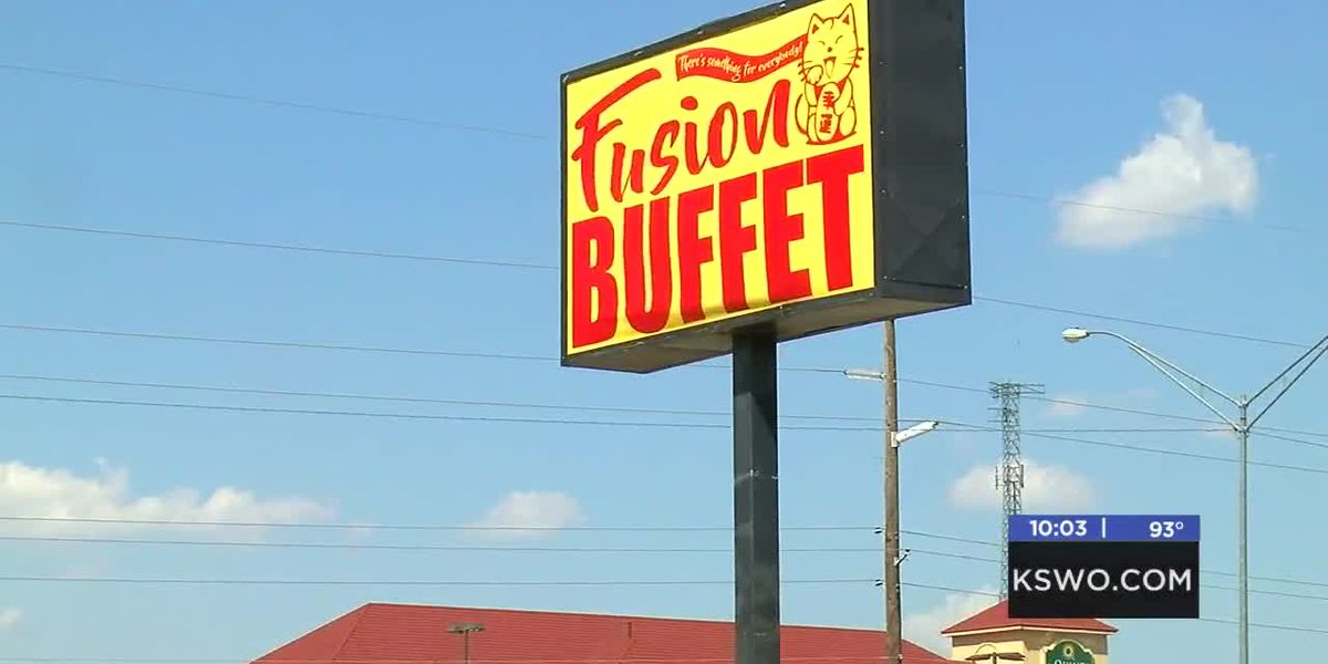 Fusion Buffet closed after fire broke out in the restaurant bathroom