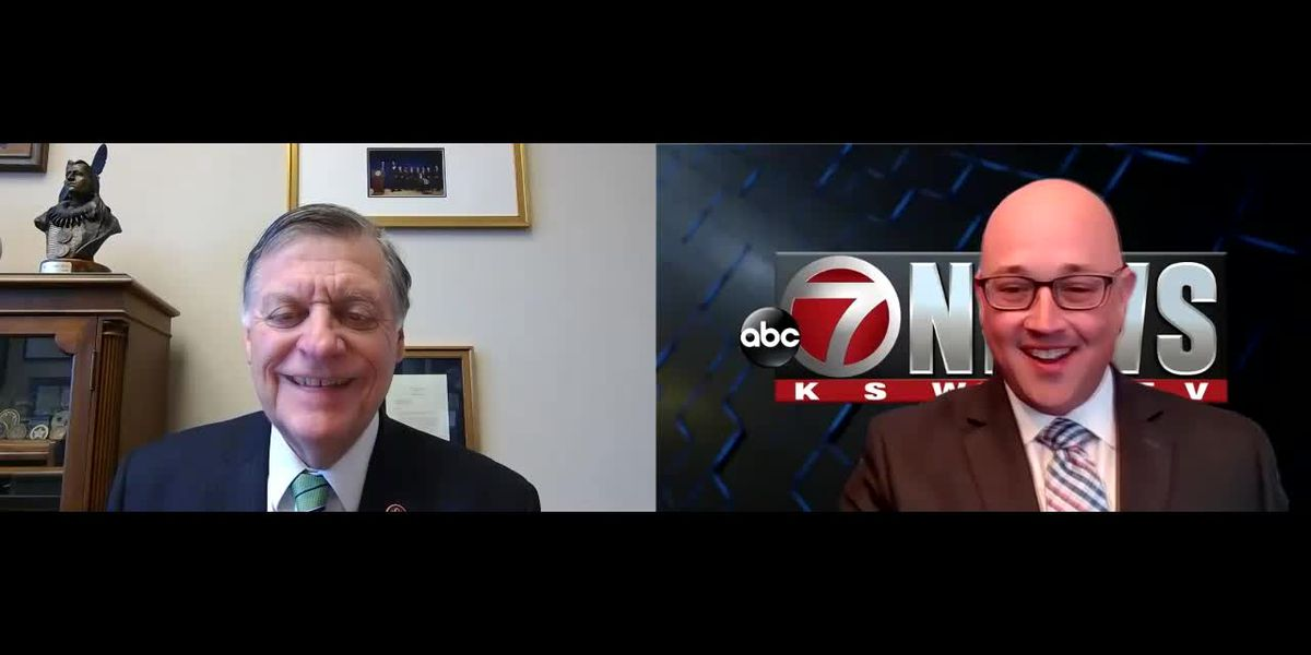 Congressman Tom Cole talks coronavirus vaccines, economic stimulus, and National Defense Authorization Act